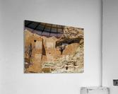 Montezuma's Castle-4  Impression acrylique