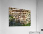 Montezuma's Castle-2  Impression acrylique