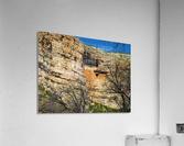 Montezuma's Castle-15  Impression acrylique