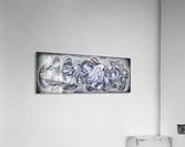 GuanXi  Acrylic Print