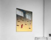 alone  Acrylic Print