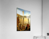 Monuments of Egypt, 1821  Acrylic Print