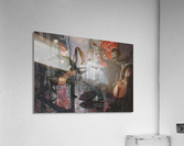 Life is a Dance in The Rain V  Acrylic Print