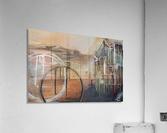 La Fin de la Traversée   Acrylic Print