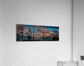 CanmoreSunrise  Acrylic Print