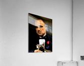 Marlon Brando - The Godfather  Acrylic Print