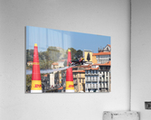 Oporto Red Bull Air Race 2017  Acrylic Print