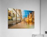 Wismar Day2Night  Acrylic Print