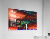 Rainbow.  Acrylic Print