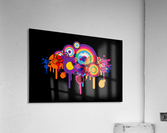 blob  Acrylic Print