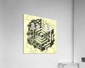 pattern  Acrylic Print