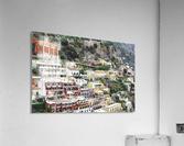 Houses at Amalfi Town - Italy  Acrylic Print