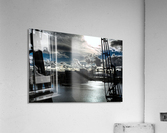 London Dramatic Sky - UK  Acrylic Print