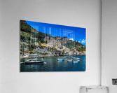 Amalfi Coast Panoramic View  Acrylic Print