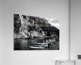 Beautiful View of Amalfi Coast Beach - Italy  Acrylic Print