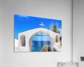 The Arch - Santorini Island  Acrylic Print