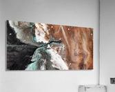 Oilspill  Acrylic Print