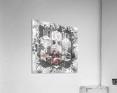 Graphic Art LONDON Streetscene  Acrylic Print