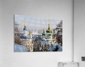 Vydubitskii Monastery in Kyiv  Acrylic Print