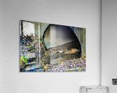 Secret Tunnel  Acrylic Print