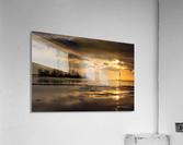Île Dixie  Acrylic Print