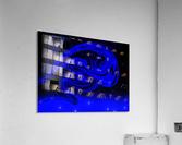 Wave Of Destraction  Acrylic Print