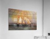 Fair Jeanne  Acrylic Print