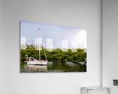 On Quiet Waters  Acrylic Print