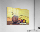 Still Life with Pounder  Acrylic Print