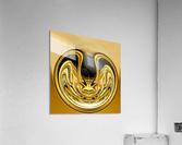 GoldTone1  Impression acrylique