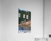 Sasquatch1  Acrylic Print
