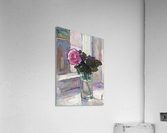 Rose in the Glass  Acrylic Print