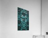 Art of the Green Flacks  Acrylic Print