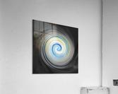 circling  Impression acrylique