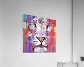 Leo  Acrylic Print
