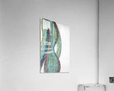 Lignes  Acrylic Print
