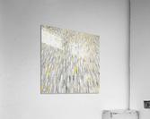 Rain of light  Impression acrylique