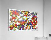 yobyr  Acrylic Print