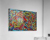 buzqke   Acrylic Print
