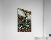 fargoeke  Acrylic Print