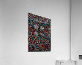 kalephant  Acrylic Print