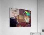 Fight  Acrylic Print