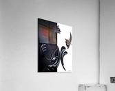 My Rising Projection  Acrylic Print
