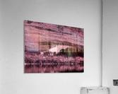 B (12)  Acrylic Print