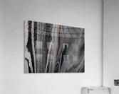 BLACK MARBLE  Acrylic Print