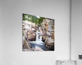 Poudre River Colorado  Impression acrylique
