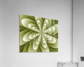 Greeny Feel  Acrylic Print