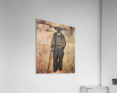 Blind by Albin Egger-Lienz  Acrylic Print