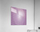 Ornamental Pink Artwork  Acrylic Print