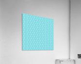 Islamic Blue Art   Acrylic Print